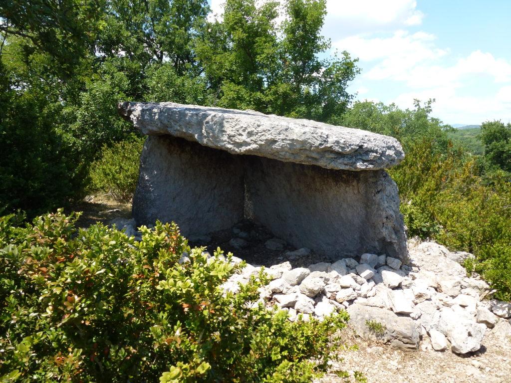 ardeche dolmen