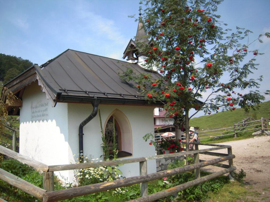 bayern kapelle kaisertal