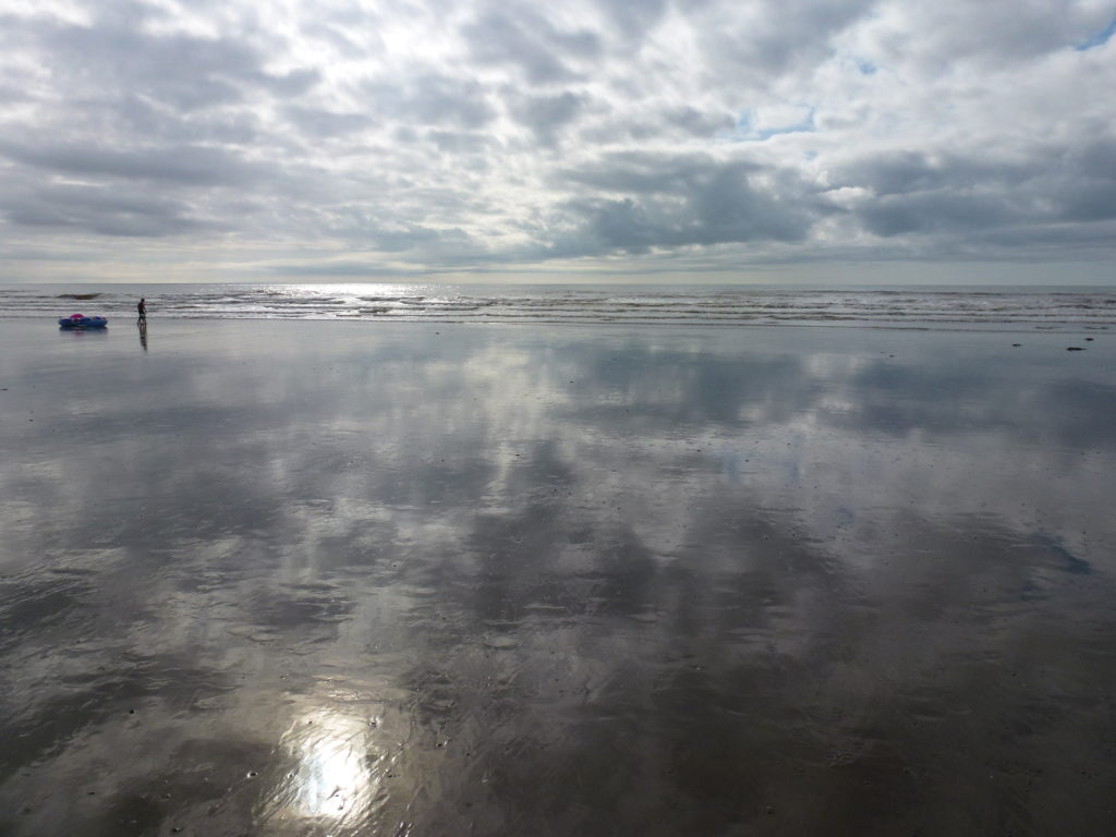 wales strand bei borth