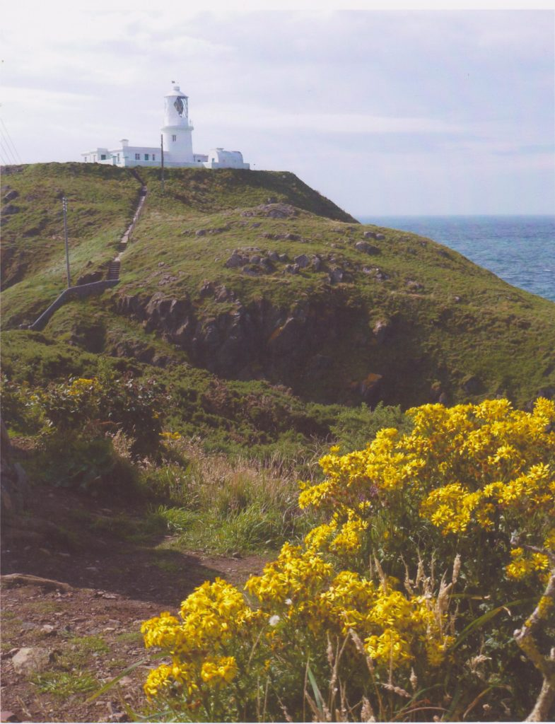 wales strumble head lighthouse