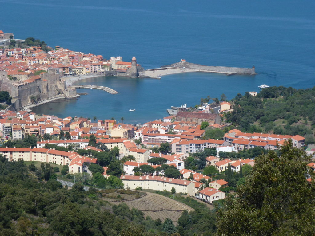 roussillon collioure